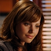 Lois Lane played by Erica Durance Image
