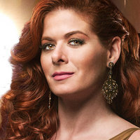 Julia Houston played by Debra Messing