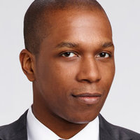 Sam Strickland played by Leslie Odom Jr.