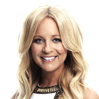 Carrie Bickmore - Host played by Carrie Bickmore