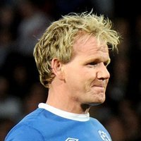 Himself - Captain of Rest of the World Team played by Gordon Ramsay