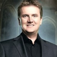 Aled Jones played by Aled Jones