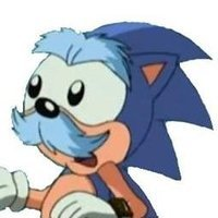 Sir Charles 'Uncle Chuck' Hedgehog Sonic Underground