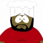 Chef played by Isaac Hayes