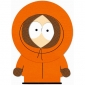 Kenny McCormick played by Matt Stone