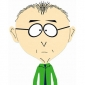 Mr. Mackey played by Trey Parker