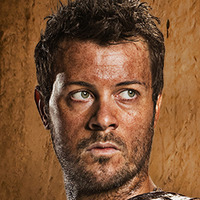 Agron  played by Daniel Feuerriegel
