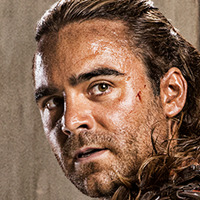 Gannicus Spartacus: Blood and Sand