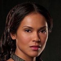 Naevia - Season 1 played by Lesley-Ann Brandt