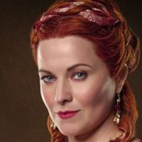 Lucretiaplayed by Lucy Lawless