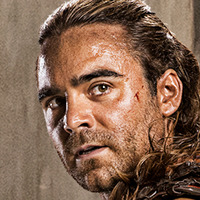 Gannicusplayed by Dustin Clare