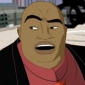 The Kingpin played by Michael Clarke Duncan