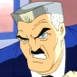 J. Jonah Jameson played by Edward Asner