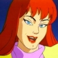Mary Jane Watson played by Sara Ballantine