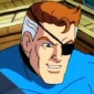 Nick Fury of S.H.I.E.L.D. played by Jack Angel