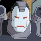 War Machine played by James Avery