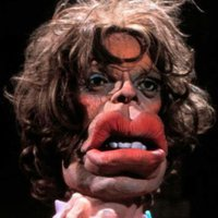 Mick Jagger played by