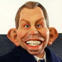 Tony Blair played by