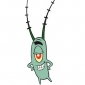Plankton played by Doug Lawrence