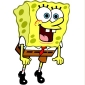 SpongeBob SquarePants played by Tom Kenny