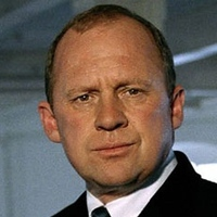 Harry Pearce played by Peter Firth