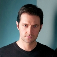 Lucas North played by Richard Armitage