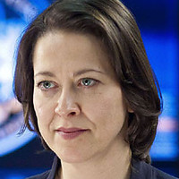 Ruth Evershed played by Nicola Walker