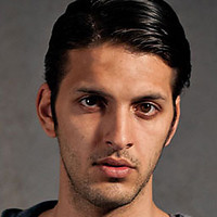 Tariq Masood played by Shazad Latif