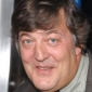 Stephen Fry - Presenter They Think It's All A Question Of Sport Sport Relief 2004