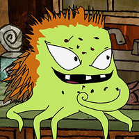 Russell 'Rusty' Cuyler Squidbillies