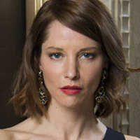 Eve played by Sienna Guillory