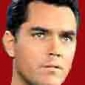 Captain Christopher Pike played by Jeffrey Hunter