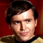 Ensign Pavel Chekov (later Lieutenant JG.) played by Walter Koenig