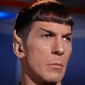 Mr. Spock (Lieutenant Commander/Commander) played by Leonard Nimoy