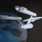 NCC 1701 - USS.Enterprise played by