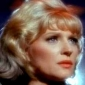 Nurse Lieutenant Christine Chapel played by Majel Barrett