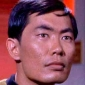 Lieutenant  Hikaru.Sulu Star Trek: The Original Series