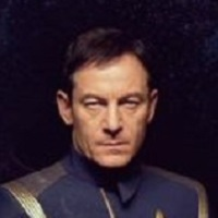 Captain Gabriel Lorca played by