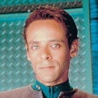 Doctor Julian Bashir played by Alexander Siddig