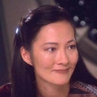Keiko O'Brien played by Rosalind Chao