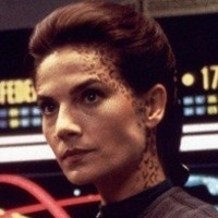 Lieutenant Jadzia.Daxplayed by Terry Farrell