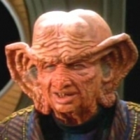 Grand Nagus Zek played by Wallace Shawn