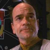 Doctor Lewis.Zimmerman Star Trek: Deep Space Nine