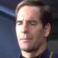 Captain Jonathan Archer (later Admiral) played by Scott Bakula