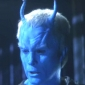 Commander Shran played by Jeffrey Combs