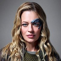 Seven of Nine played by Jeri Ryan