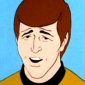 Command Division Officer Bates Star Trek: The Animated Series