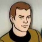 Captain James.T.Kirk Star Trek: The Animated Series