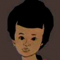 Nyota Uhura (as.an.infant) Star Trek: The Animated Series
