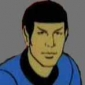 Mister Spock Star Trek: The Animated Series
